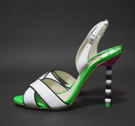 <img class='new_mark_img1' src='//img.shop-pro.jp/img/new/icons50.gif' style='border:none;display:inline;margin:0px;padding:0px;width:auto;' />SOPHIA WEBSTER WATER MELON HEEL SANDAL