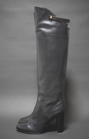<img class='new_mark_img1' src='//img.shop-pro.jp/img/new/icons50.gif' style='border:none;display:inline;margin:0px;padding:0px;width:auto;' />SERGIO ROSSI KNEE HIGH LONG BOOTS