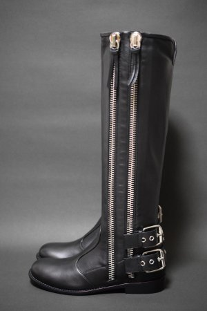 <img class='new_mark_img1' src='//img.shop-pro.jp/img/new/icons50.gif' style='border:none;display:inline;margin:0px;padding:0px;width:auto;' />GIUSEPPE ZANOTTI BIKER LONG BOOTS