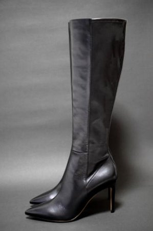 <img class='new_mark_img1' src='https://img.shop-pro.jp/img/new/icons50.gif' style='border:none;display:inline;margin:0px;padding:0px;width:auto;' />GIANVITO ROSSI SKINNY POINTED LONG BOOTS