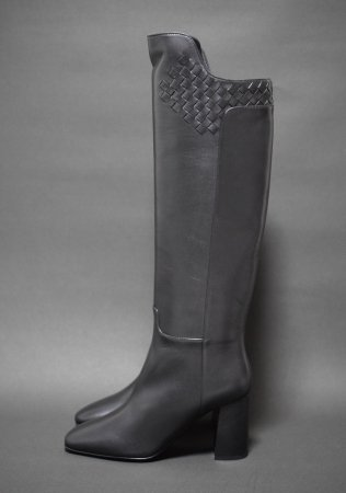 <img class='new_mark_img1' src='//img.shop-pro.jp/img/new/icons50.gif' style='border:none;display:inline;margin:0px;padding:0px;width:auto;' />BOTTEGA VENETA KNEE LONG BOOTS