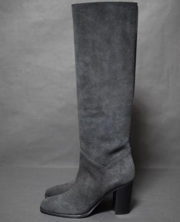 <img class='new_mark_img1' src='https://img.shop-pro.jp/img/new/icons50.gif' style='border:none;display:inline;margin:0px;padding:0px;width:auto;' />CHANEL LONG SUEDE BOOTS