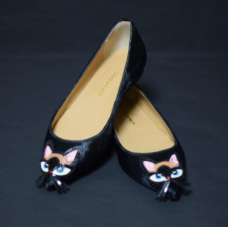 <img class='new_mark_img1' src='//img.shop-pro.jp/img/new/icons50.gif' style='border:none;display:inline;margin:0px;padding:0px;width:auto;' />DSQUARED CAT FLAT