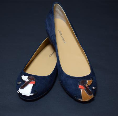 <img class='new_mark_img1' src='//img.shop-pro.jp/img/new/icons50.gif' style='border:none;display:inline;margin:0px;padding:0px;width:auto;' />DSQUARED DOG FLAT NAVY