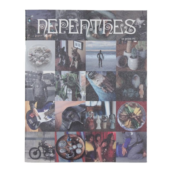 """NEPENTHES(ネペンテス)""""NEPENTHES IN PRINT #6""""【メール便対応】"""