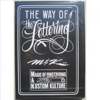 THE WAY OF the Letterring