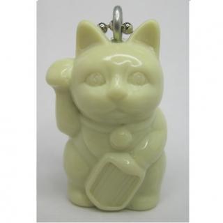 Fortune Cat Keychain(招き猫キーチェーン):グリル