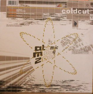 COLDCUT / ATOMIC MOOG , BOOT THE SYSTEM (USED 12INCH 2枚組)