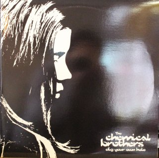 THE CHEMICAL BROTHERS /  DIG YOUR OWN HOLE (USED LP 2����)