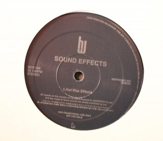 V.A / SOUND EFFECTS (USED LP)