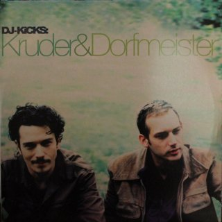 KRUDER & DORFMEISTER / DJ KICKS (USED 2LP)