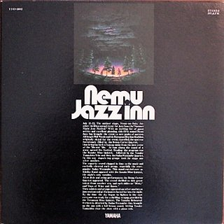 V.A / NEMU JAZZ INN (USED PROMO LP)