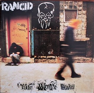 RANCID / LIFE WON'T WAIT (USED 2LP)