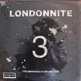 V.A / LONDON NITE 3 20th ANNIVERSARY ON THE YEAR (USED LP)
