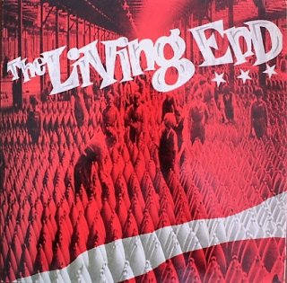 THE LIVING END / S.T (USED LP)