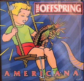 THE OFFSPRING / AMERICANA (USED LP)