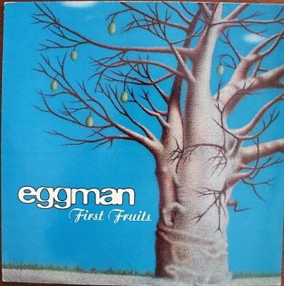 EGGMAN / FIRST FRUITS (USED LP)