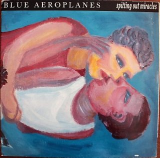 THE BLUE AEROPLANES / SPITTING OUT MIRACLES (USED LP)