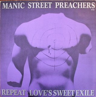 MANIC STREET PREACHERS / REPEAT (USED 12INCH)
