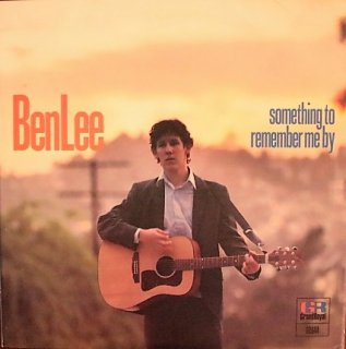 BEN LEE / SOMETHING TO REMEMBER ME BY (USED 2LP)
