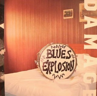 BLUES EXPLOSION / DAMAGE (USED LP)