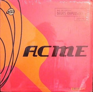 THE JON SPENCER BLUES EXPLOSION / ACME (USED LP)