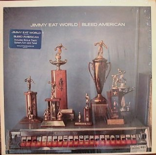JIMMY EAT WORLD / BLEED AMERICAN (USED LP)