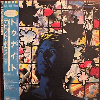DAVID BOWIE / TONIGHT (USED LP)