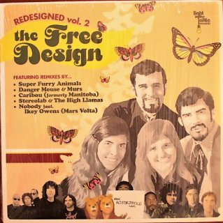 THE FREE DESIGN / REDESIGNED VOL.2 (USED LP)