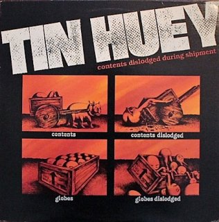 TIN HUEY / CONTENTS DISLODGED DURING SHIPMENT (USED LP)