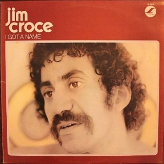 JIM CROCE / I GOT A NAME (USED LP)