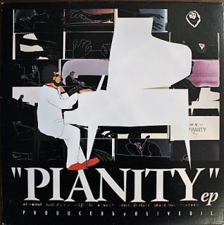 OLIVE OIL / PIANITY EP (USED 12INCH)