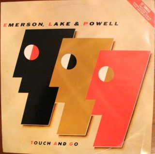 EMERSON LAKE & POWELL / TOUCH AND GO (USED 12inch)