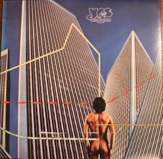 YES / GOING FOR THE ONE 究極 (USED LP)