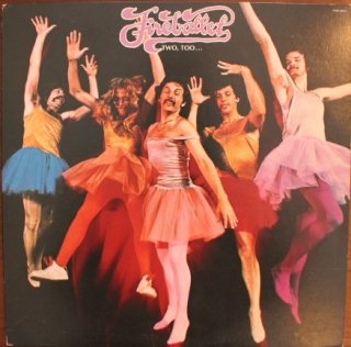 FIREBALLET / TWO,TOO... (USED LP)