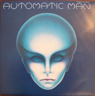 AUTOMATIC MAN / AUTOMATIC MAN (USED LP)