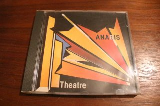 ANABIS / THEATRE (USED CD)