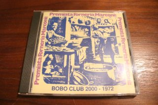 Premiata Forneria Marconi ‎/ Bobo Club 2000-1972 (USED CD)