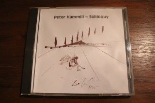 PETER HAMMILL / SOLILOQUY (USED CD)