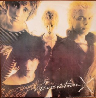 GENERATION X / GENERATION X (USED LP)