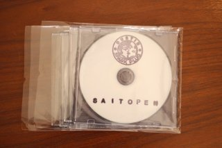 SAITOPEN / MIX FOR DUSTIN (DJ MIX CD-R/新品)