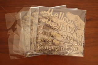 DJ Casin × DJ Kenchy / Mellow Mellow , Right On (DJ MIX CD-R / 新品)