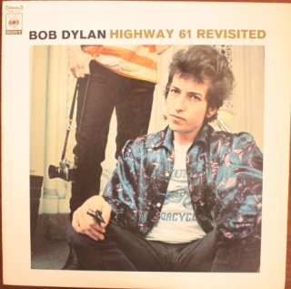 BOB DYLAN / HIGHWAY 61 REVISITED (USED LP)