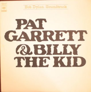 BOB DYLAN / PAT GARRETT & BILLY THE KID SOUNDTRACK (USED LP)