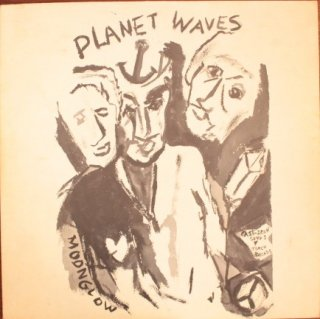 BOB DYLAN / PLANET WAVES (USED LP)