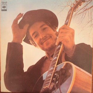 BOB DYLAN / NASHVILLE SKYLINE (USED LP)