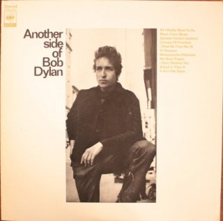 BOB DYLAN / ANOTHER SIDE OF BOB DYLAN (USED LP)