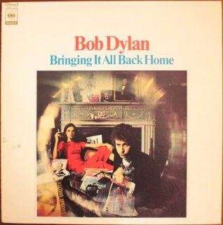 BOB DYLAN / BRINGING IT ALL BACK HOME (USED LP)