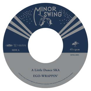 EGO-WRAPPIN' / A Little Dance SKA (新品7inch / RECORD STORE DAY 2018)