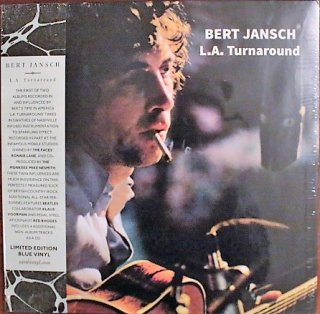Bert Jansch / L.A. TURNAROUND (新品LP+CD / RECORD STORE DAY 2018)